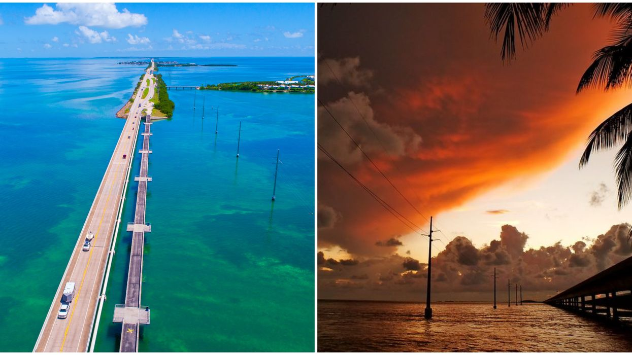 7 Mile Bridge To The Florida Keys Gives You Incredible Views And Sunsets