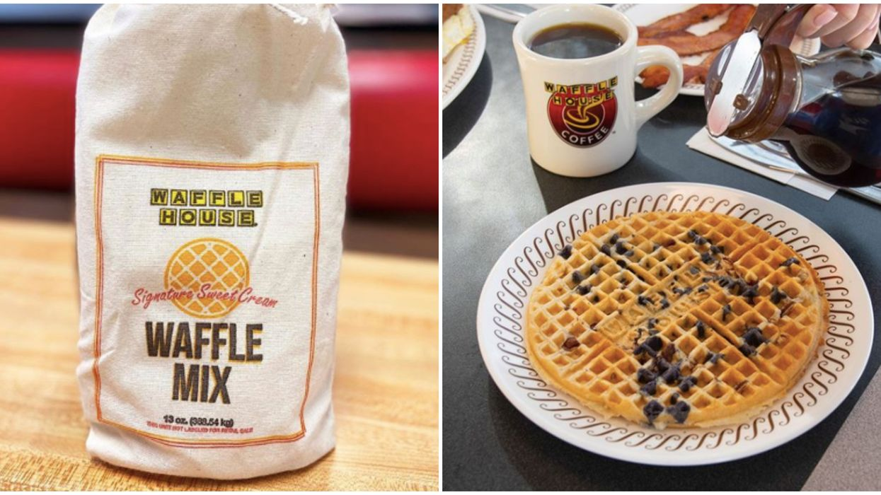 Waffle House In Atlanta Is Selling Waffle Mix Online