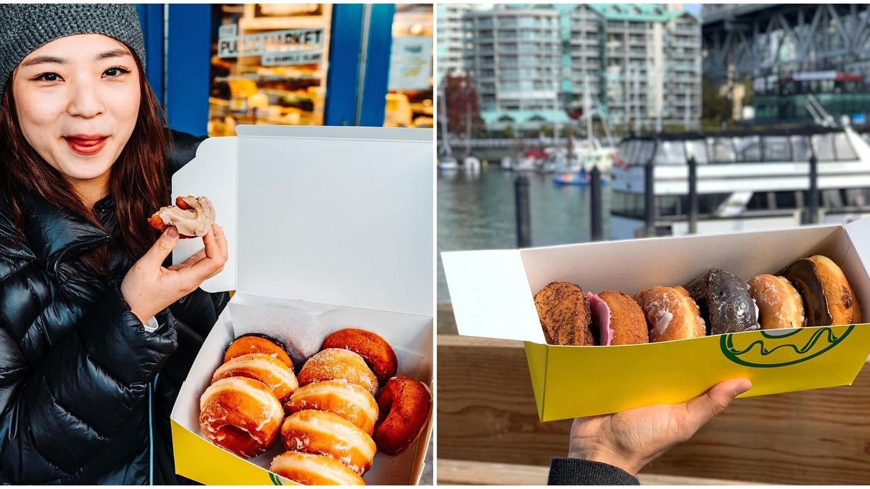 Lee's Doughnuts In Vancouver Is Now Open & You Can Get Your Honey Glazed To Go
