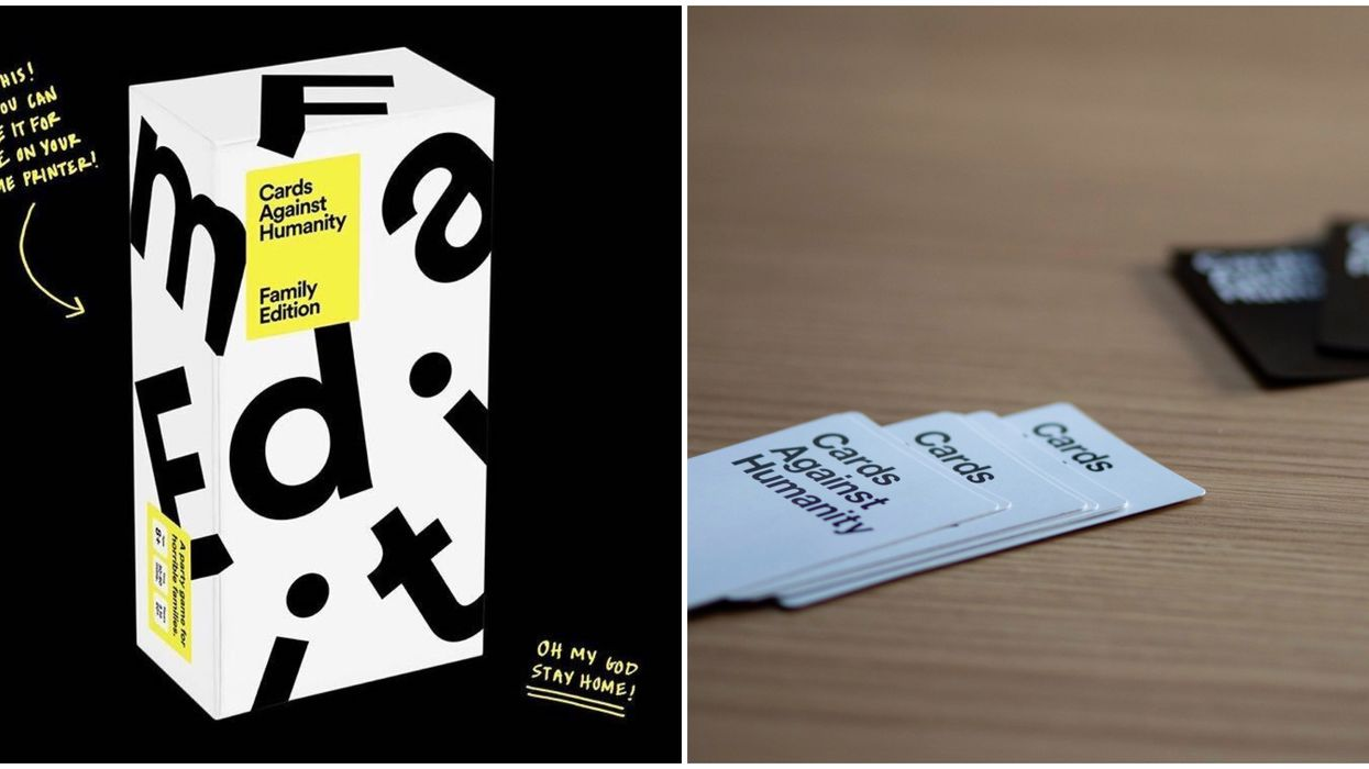 Cards Against Humanity Family Edition Is Free To Get Online Right Now