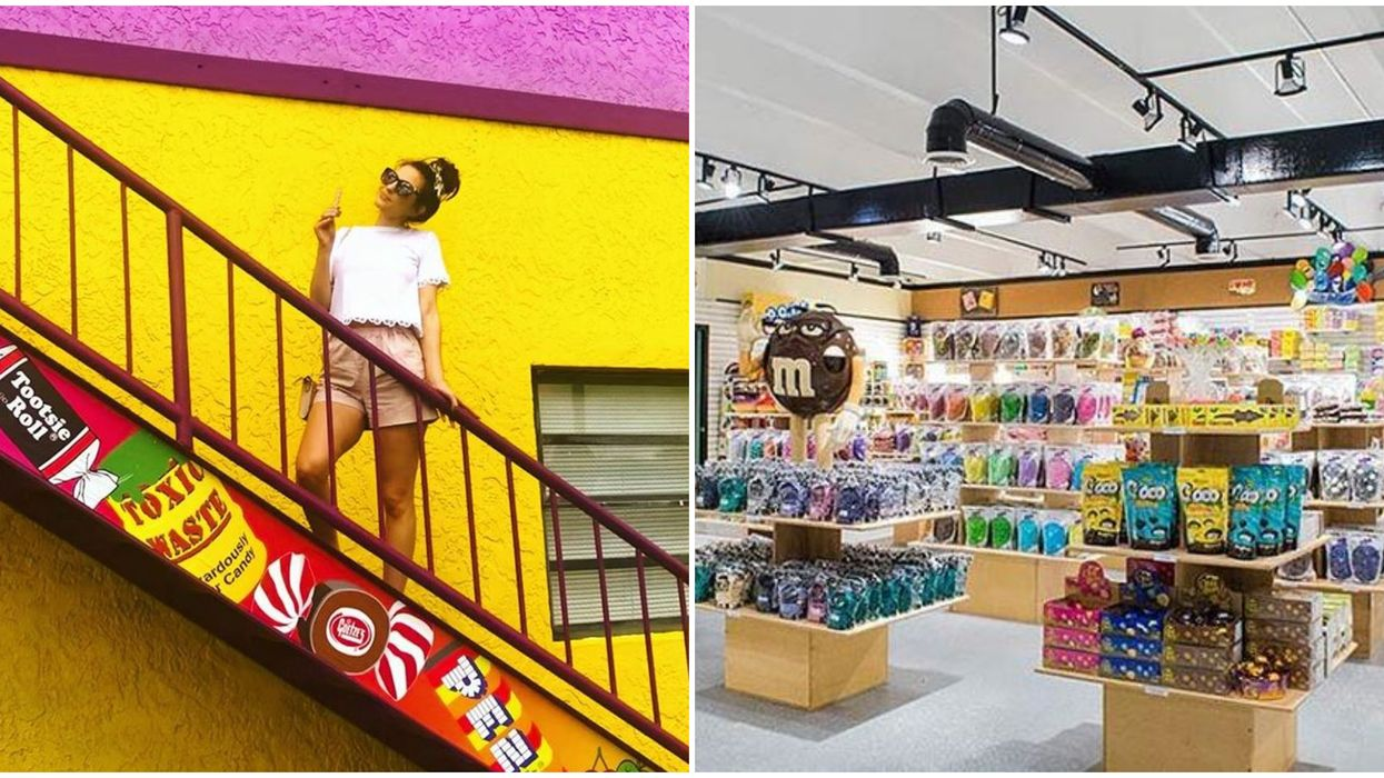 Bulk Candy Store In South Florida Is An Epic Wonderland Of Sweets