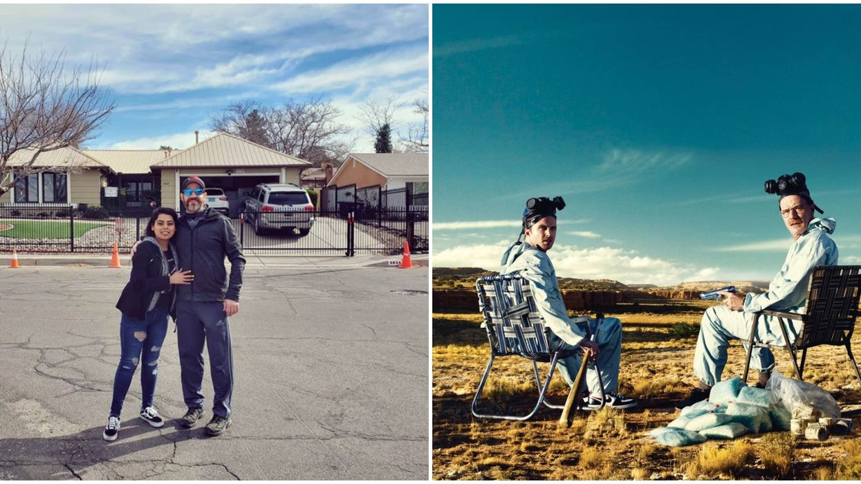 Breaking Bad New Mexico Filming Locations That You Can Visit