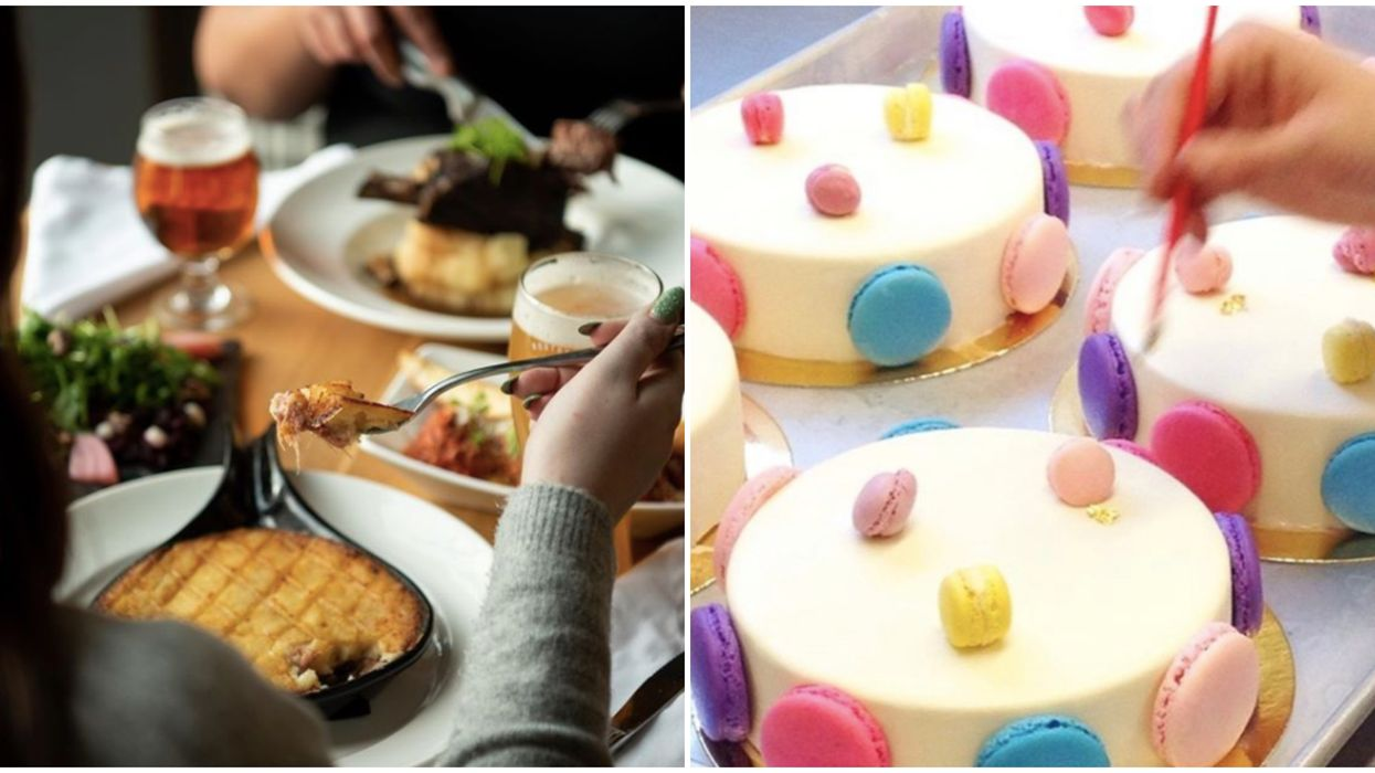6 Places In Toronto That Are Delivering Delicious Easter Feasts This Weekend