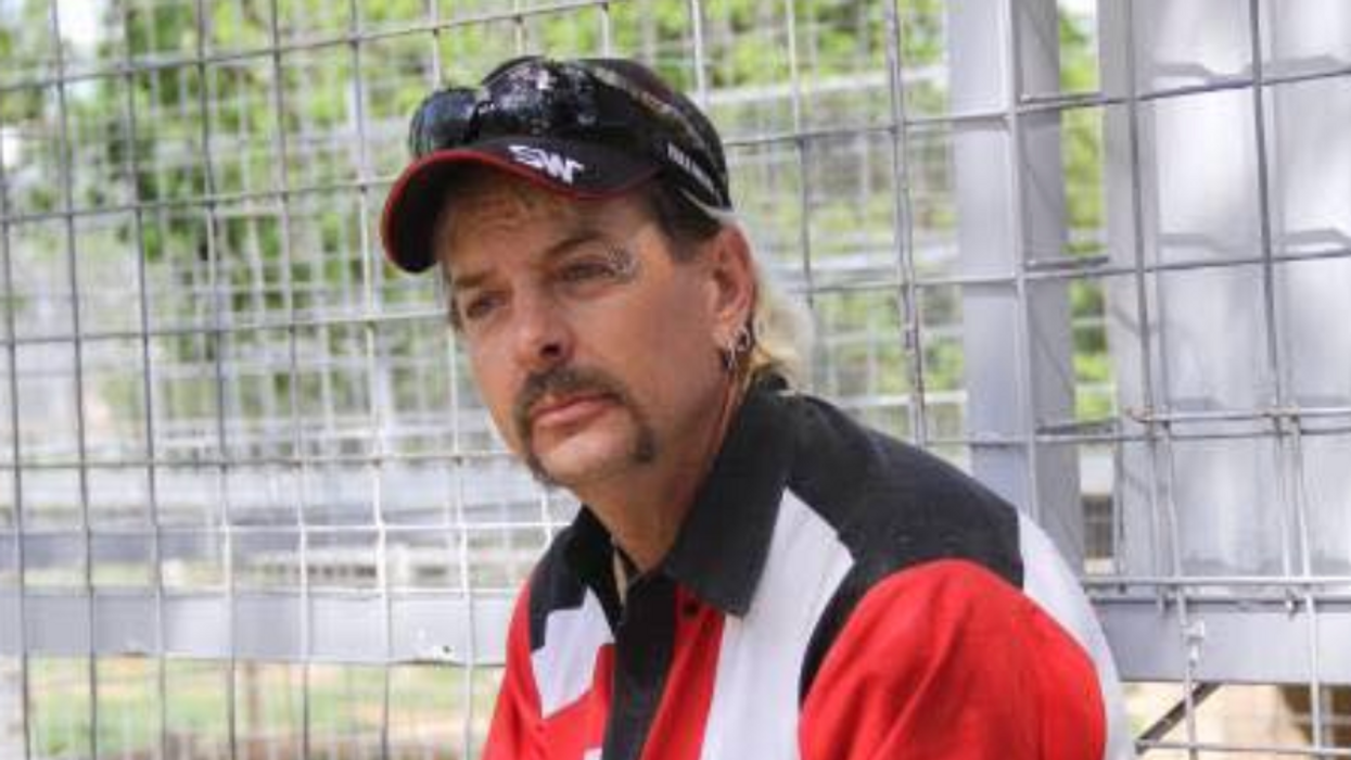 Joe Exotic From Tiger King Has A Sweet Side & We're Finally Able To See It