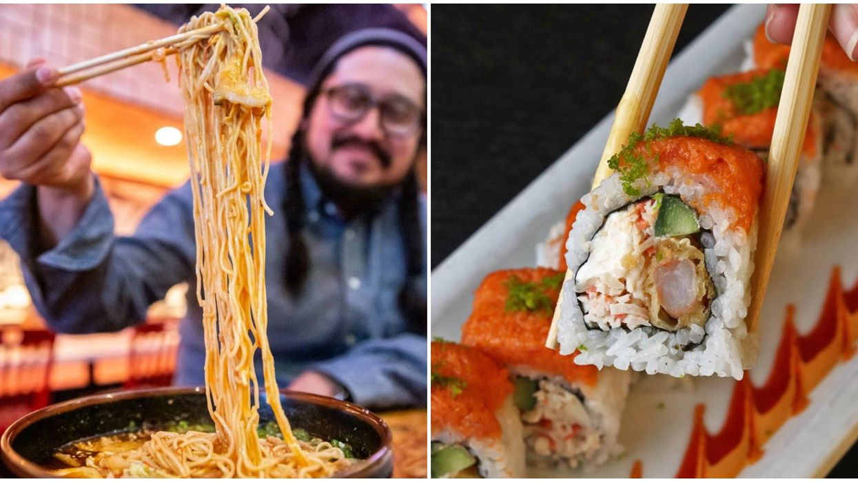 Japanese Spots In Austin To Order To-Go From Right Now
