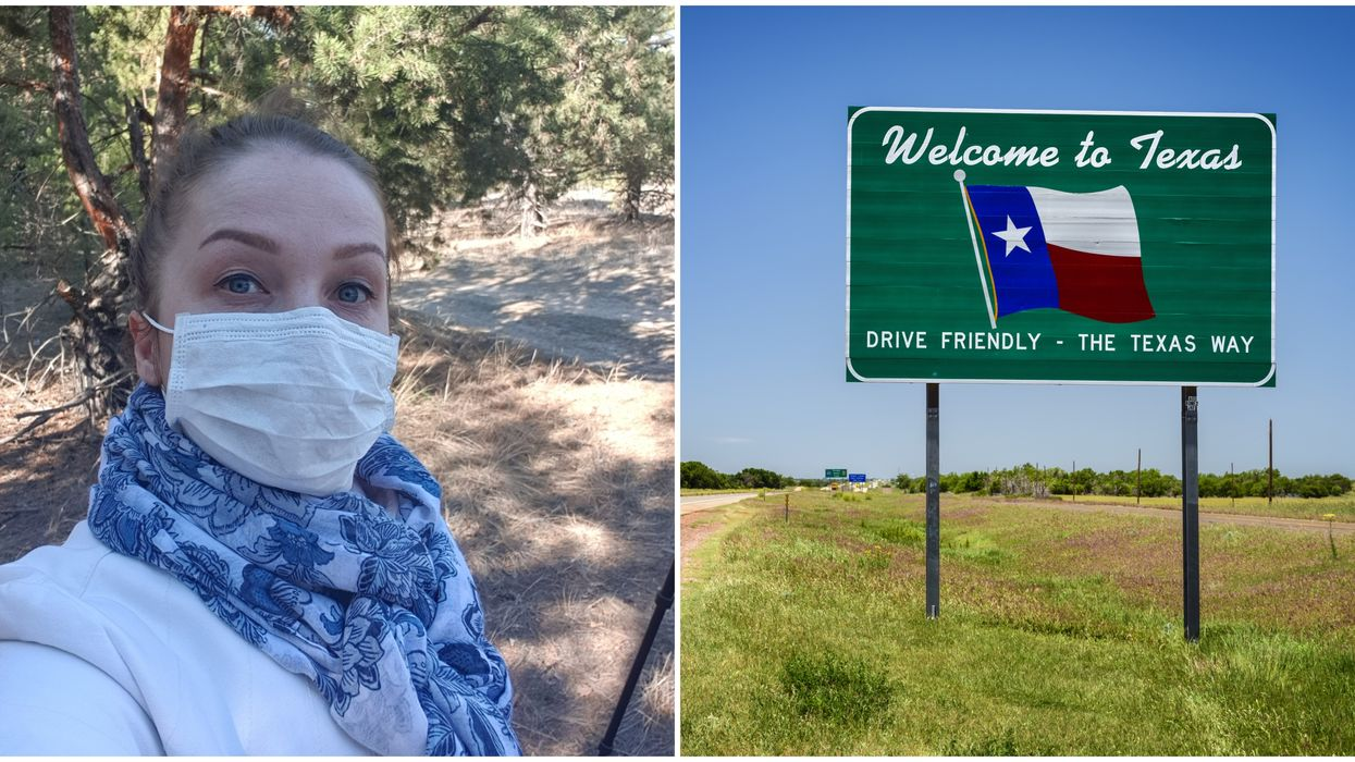 Texas Face Mask Rules You Have To Follow Or Be Fined $1000