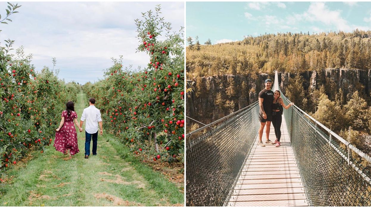 21 Secret Places In Ontario To Bring Your Favourite Person This Summer