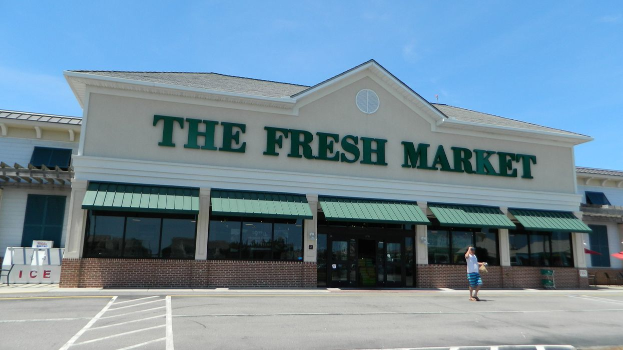 The Fresh Market In North Carolina Will Now Require Customers To Wear Face Masks