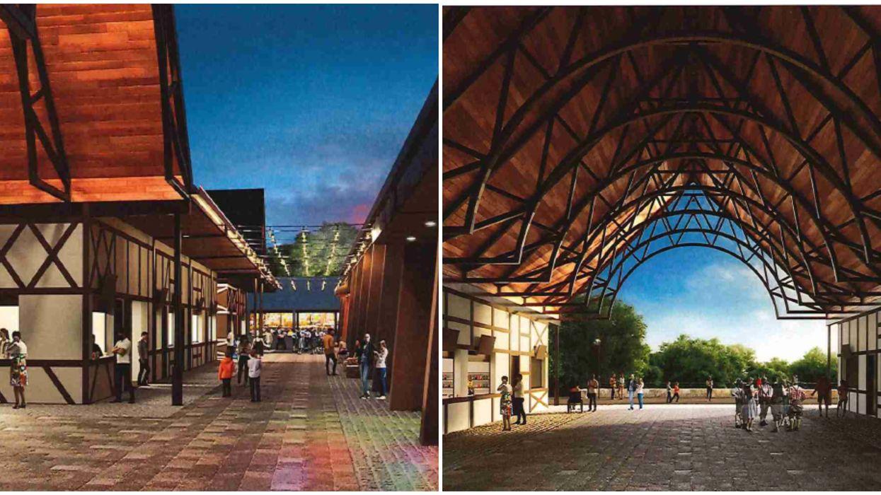 New Braunfels' Wurstfest New Marktplatz Photos Were Revealed (PHOTOS)