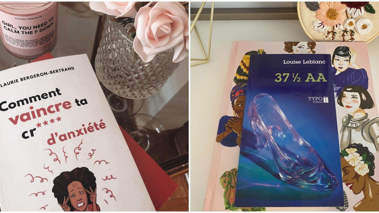 16 livres québécois que tu dois lire durant ta vingtaine