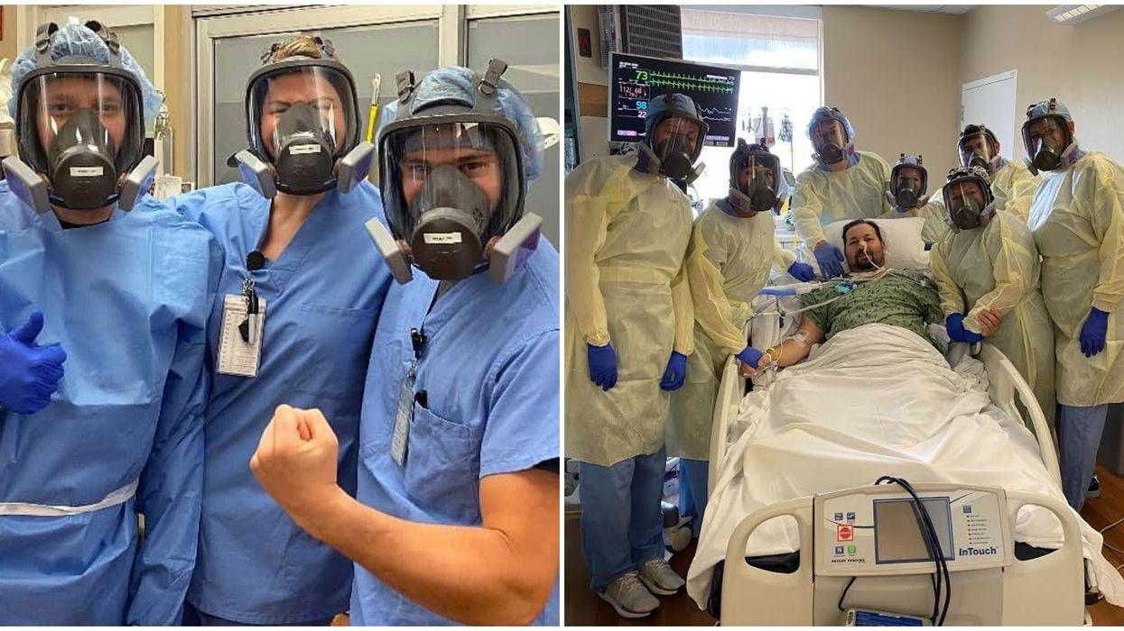 COVID-19 Treatment In Arizona Has A Positive Outcome