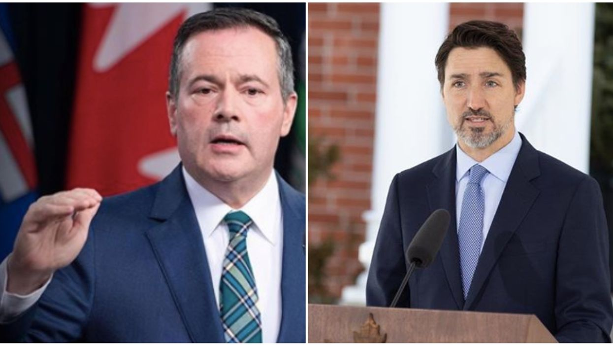 Justin Trudeau Says We Need To Focus On 'Science' In Response To Jason Kenney