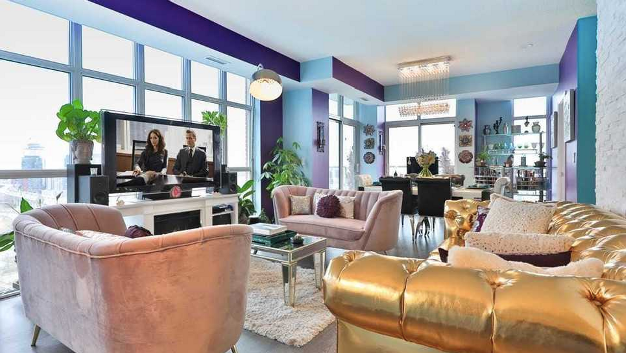 Toronto's Friends Apartment Is Straight Out Of The Iconic TV Show