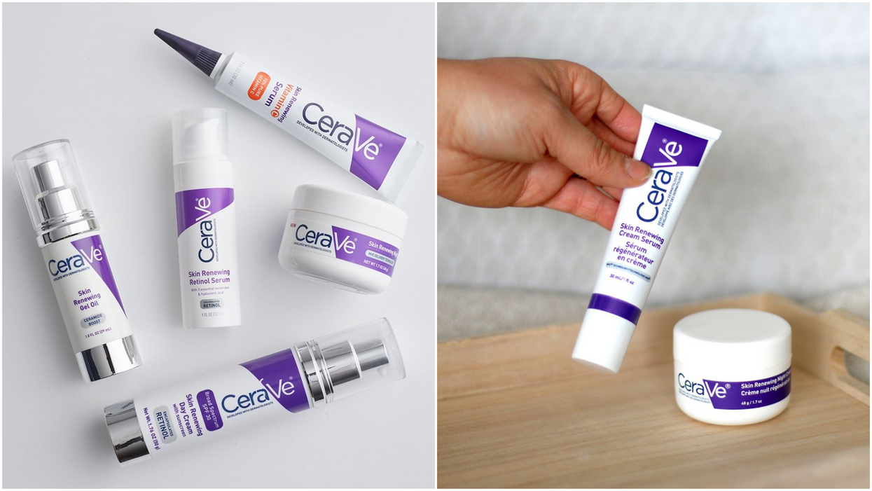 You Can Get CeraVe's Top-Rated Vitamin C Serum On Amazon Canada Right Now
