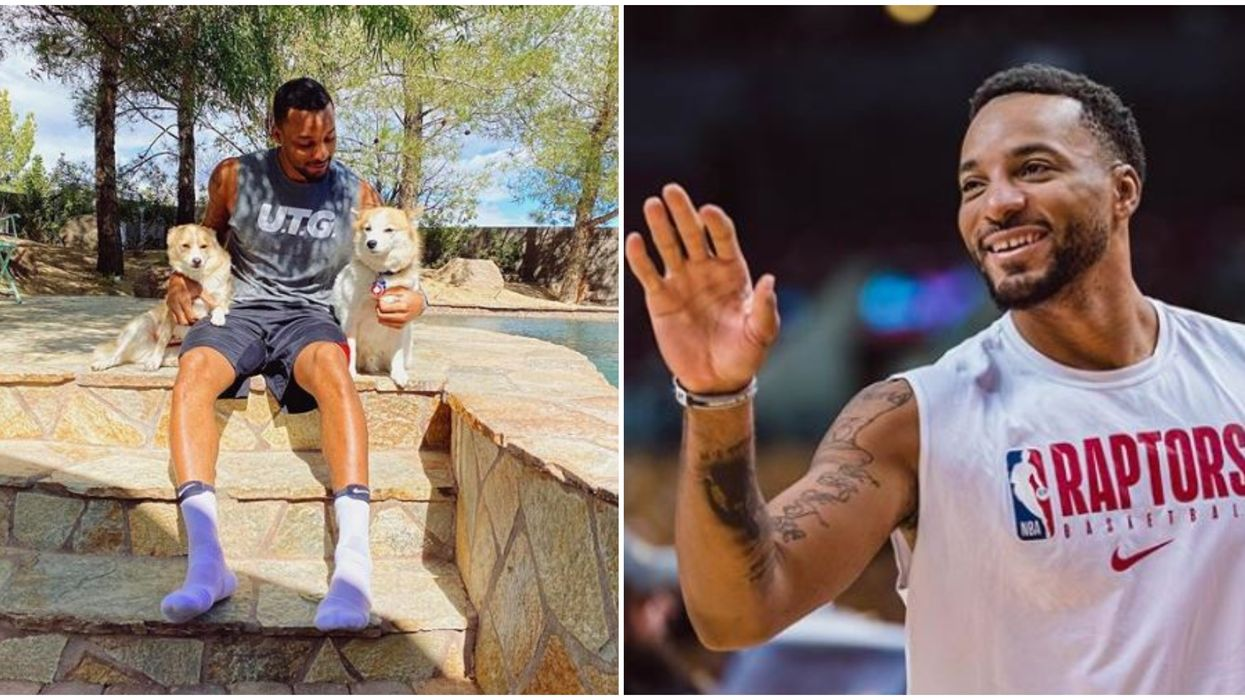 Norman Powell Is Perfecting Sign Language So He Can Talk To Hearing-Impaired Fans