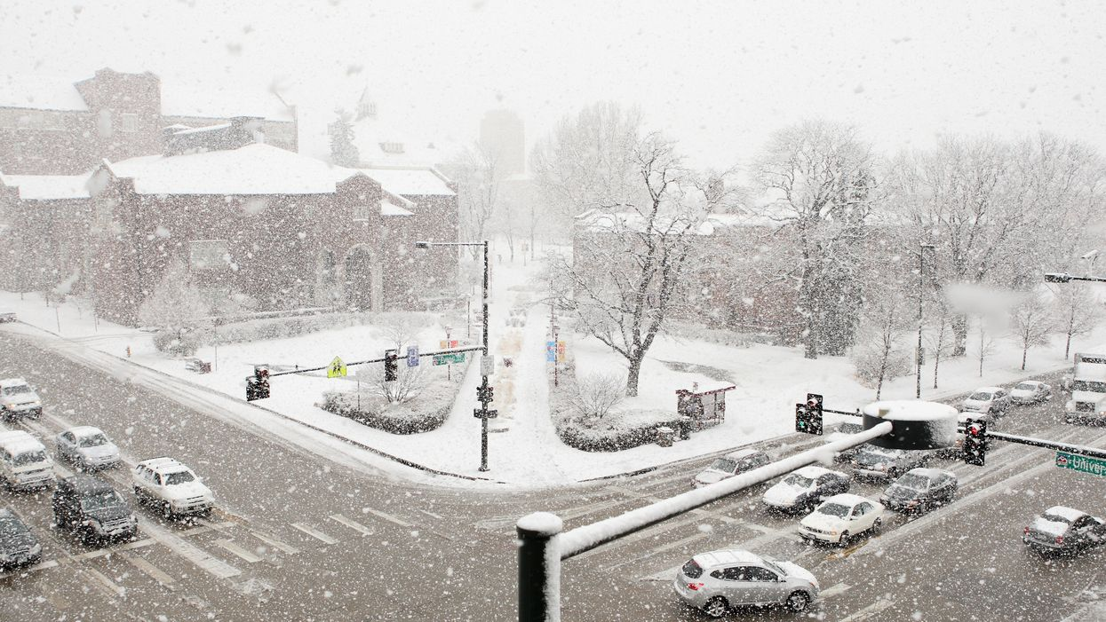 It might be warming up in some states, but Colorado is having another onslaught of cold weather. Boulder is experiencing a record-breaking snowy season this year. With another fall just coming in this morning, the city broke its original record.