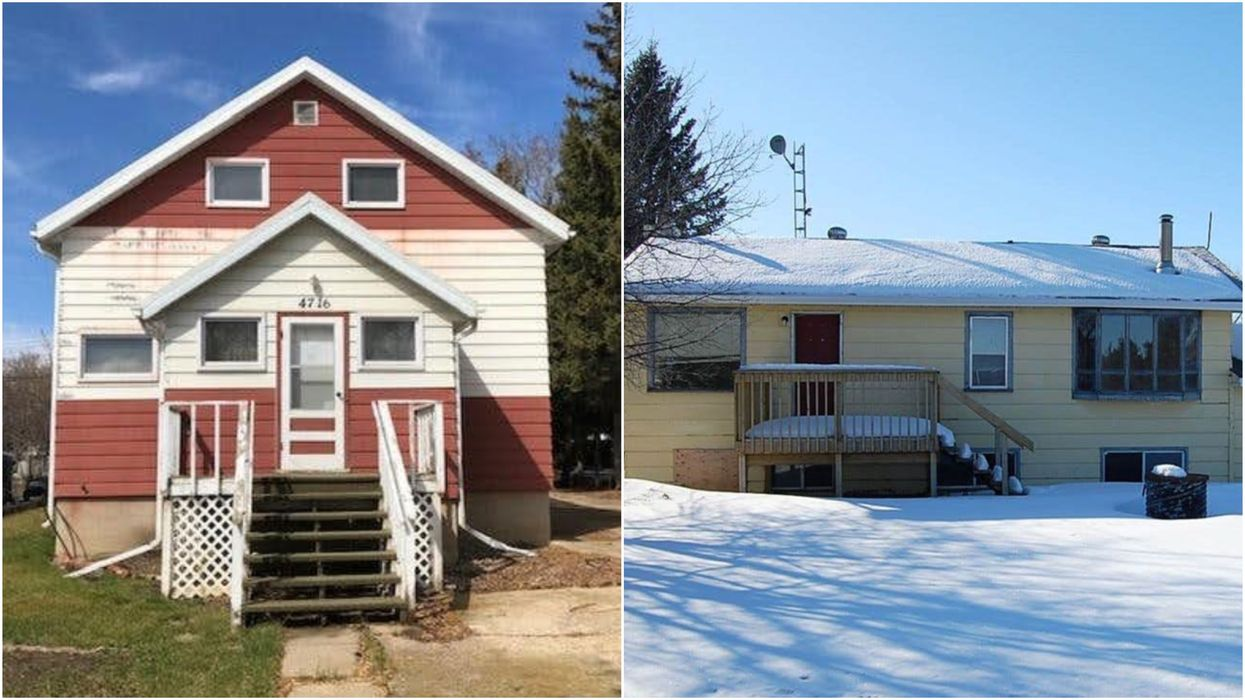 The Cheapest Houses In Canada Are Actually Super Rustic & Charming (PHOTOS)