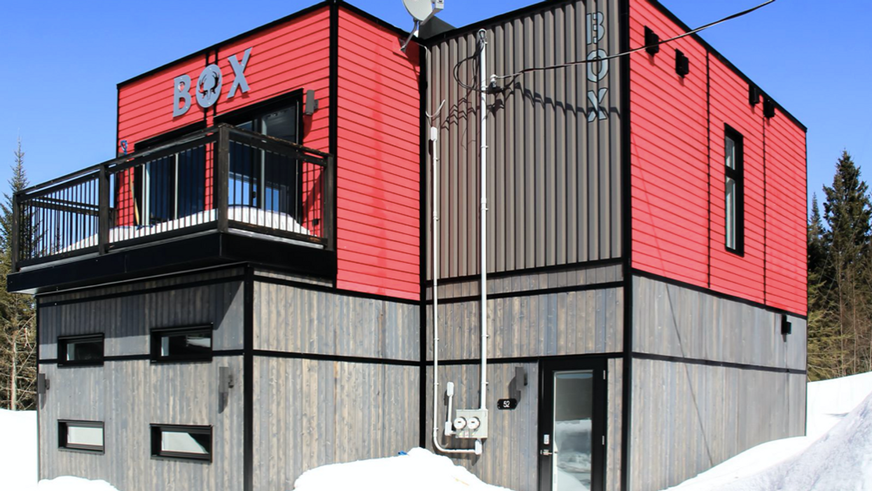 Ce « box condo » au Québec est à vendre à moins de 200 000 $ et l'intérieur est étonnant