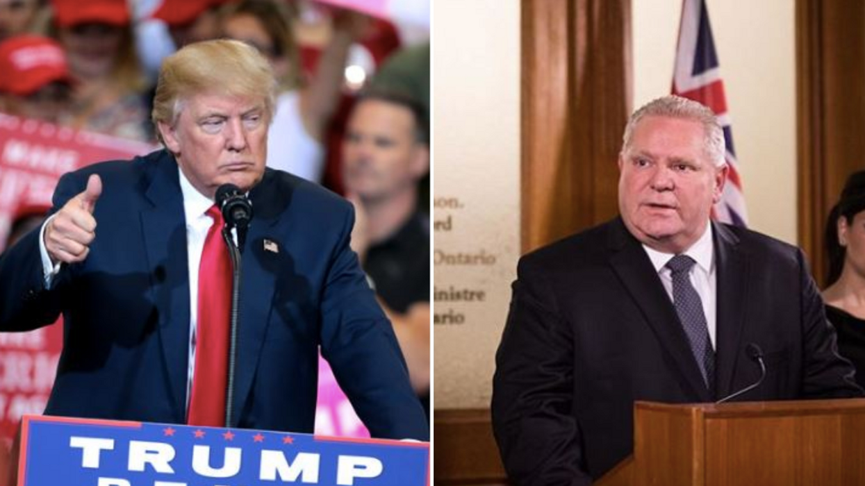 Canada-US Border Restriction Won't Be Lifted Yet If Ford Has Anything To Do With It