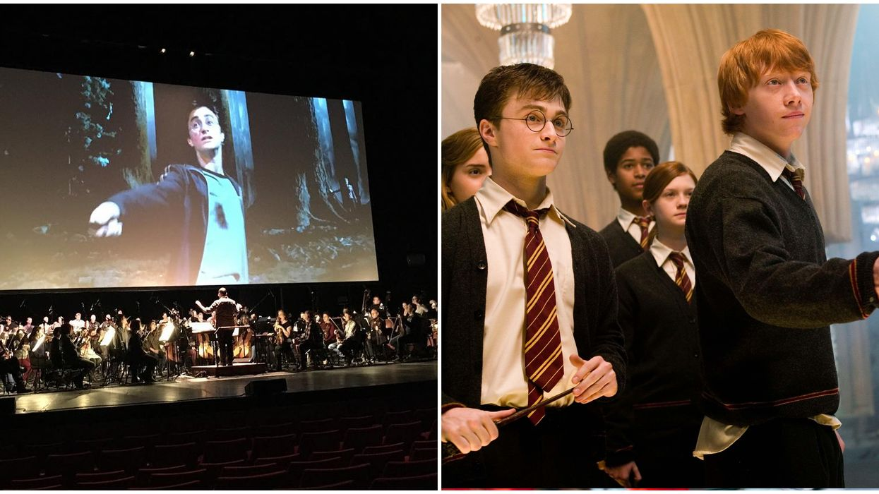 Harry Potter Live Concert Is Happening In Winnipeg  This Fall & We Can't Wait