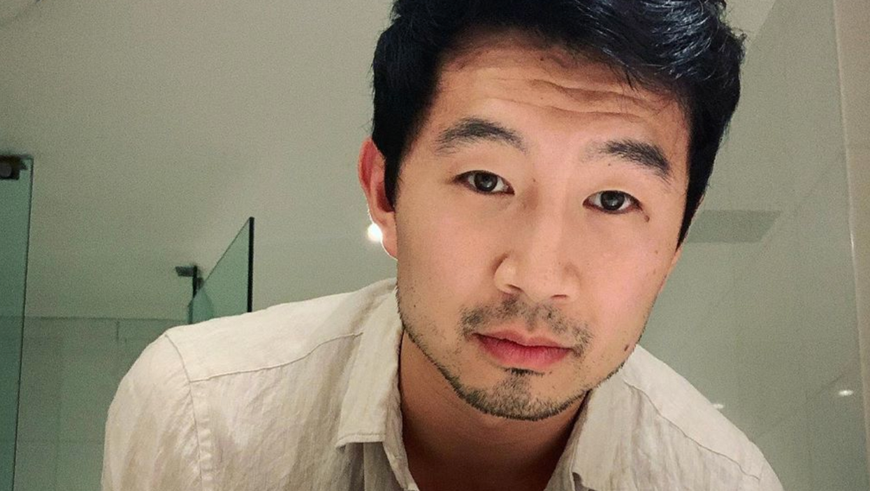 Simu Liu Gives Emotional Tribute To The Mississauga Hospital His Family Relies On
