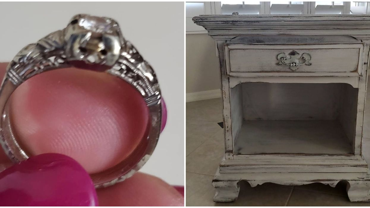 Antique Ring In Phoenix Has Caused A Massive Scavenger Hunt For Its Rightful Owner