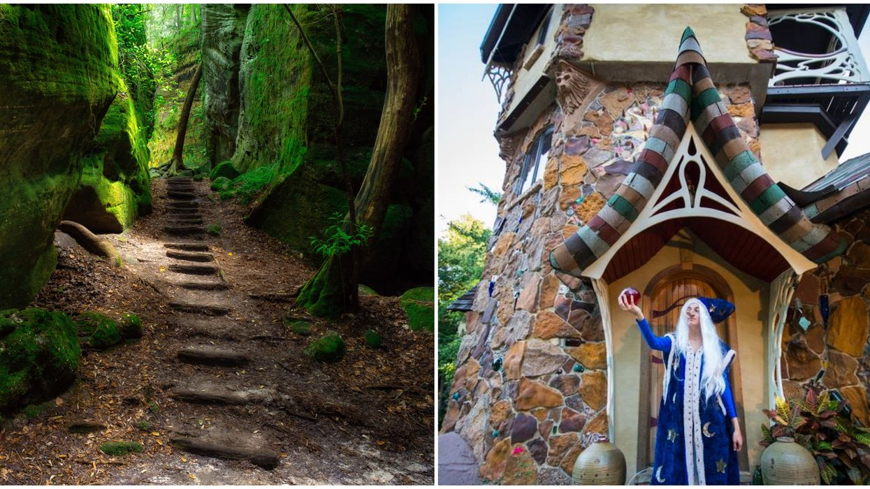 7 Places In Alabama With Magical Fairy Tale Vibes That You Need To Explore