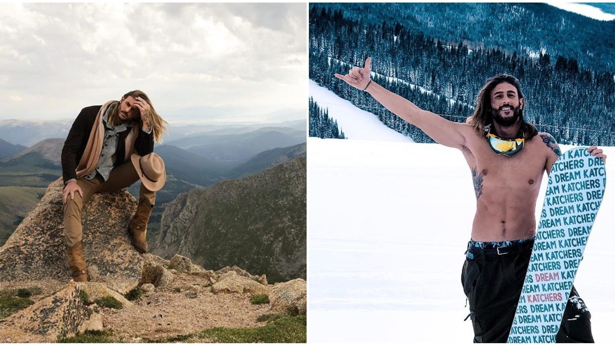 Too Hot To Handle's Mathew Stephen Smith's Instagram Shows His Colorado Roots