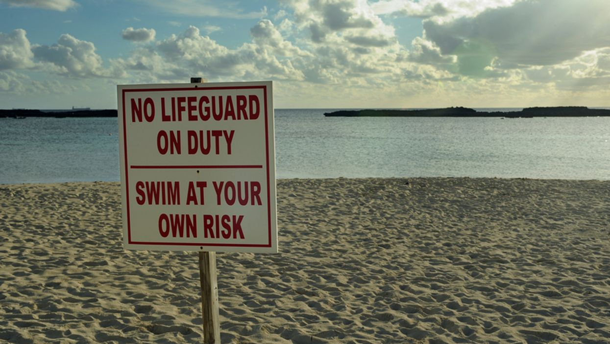 Virginia Beaches Are Open But There's Going To Be A Lifeguard Shortage All Summer