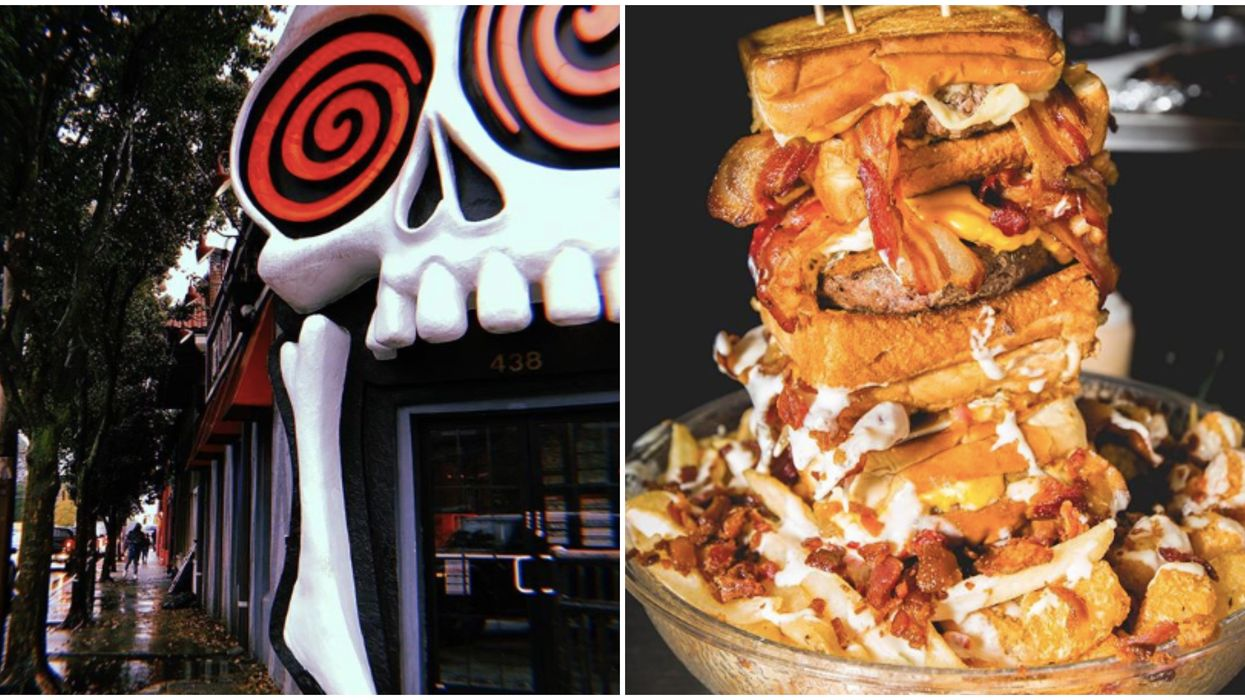 The Vortex In Atlanta Is Re-Opening For To-Go Orders Starting Today