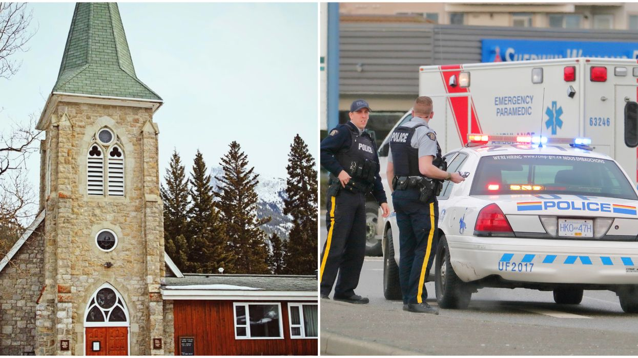 Nova Scotia Shooting Inspires Musical Tribute From Banff Church & Others