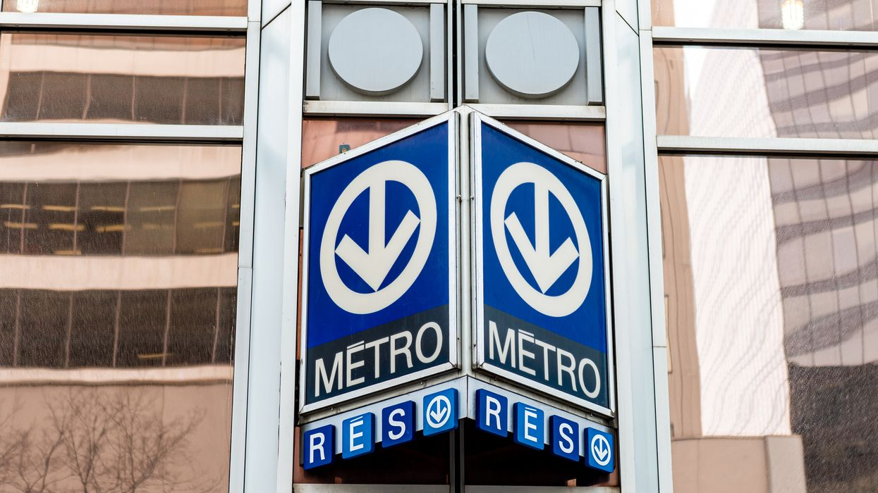 Montréal annonce des mesures d'aide aux personnes en situation d'itinérance dans le métro