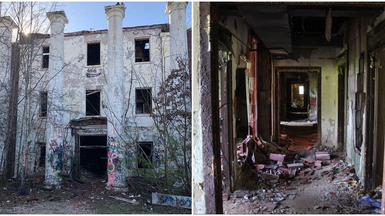 Old Bryce Hospital Abandoned Asylum Looks Like Something From American Horror Story