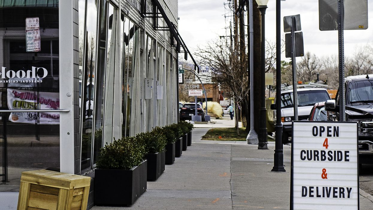 Some Colorado Businesses Could Start Reopening As Early As Next Week