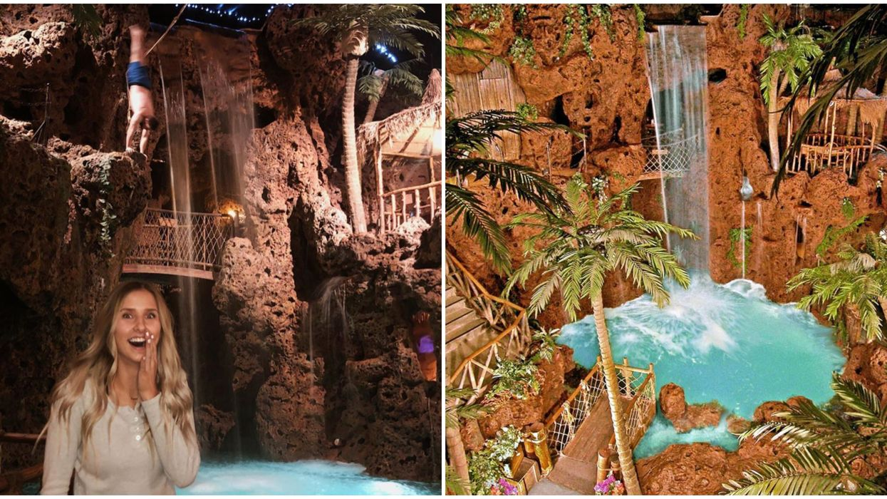 Casa Bonita Restaurant In Denver Lets You Dine By A 30 Foot Waterfall