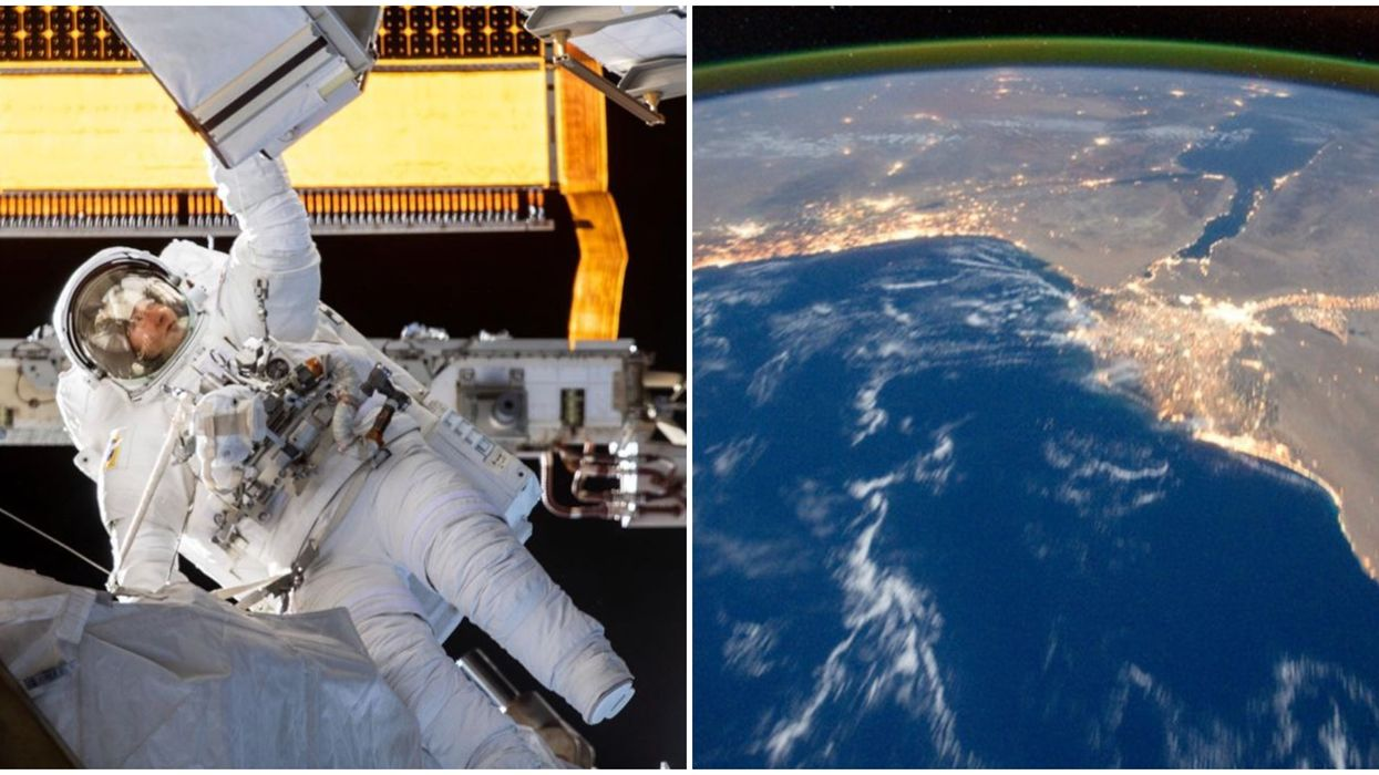 NASA's Live Stream Of Space Lets You Explore Earth From Home
