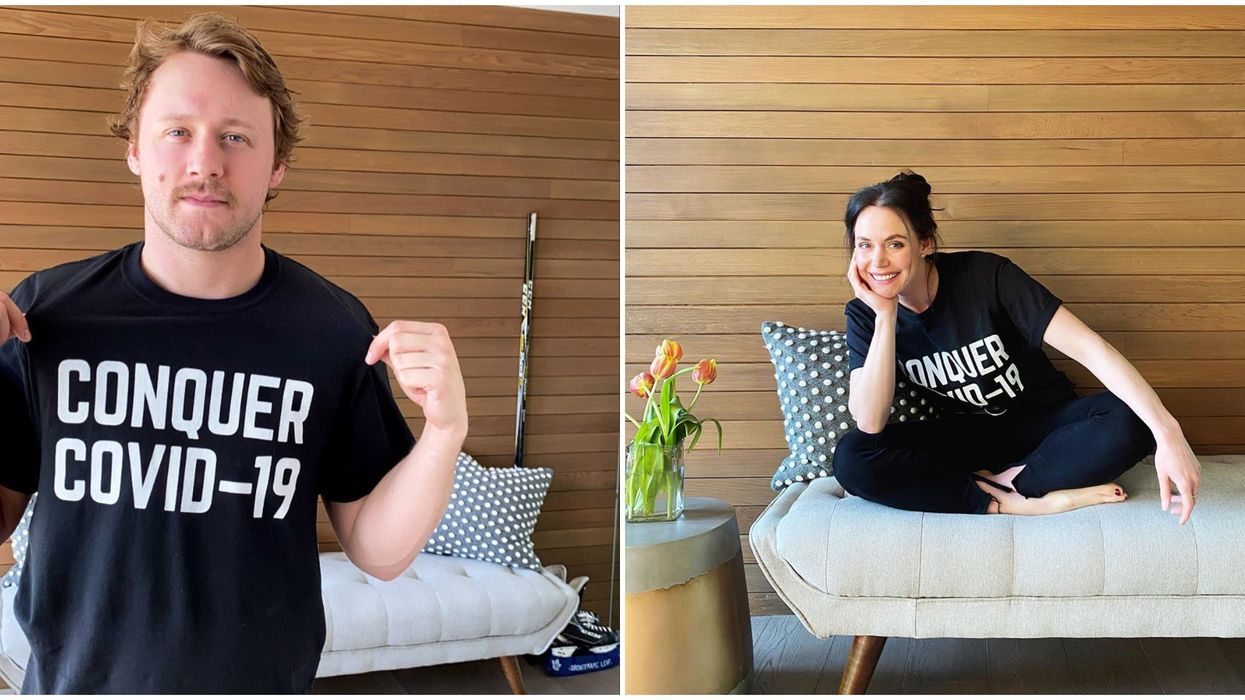Morgan Rielly And Tessa Virtue Are Set To Attend Their First 'Event' As A Couple On Sunday