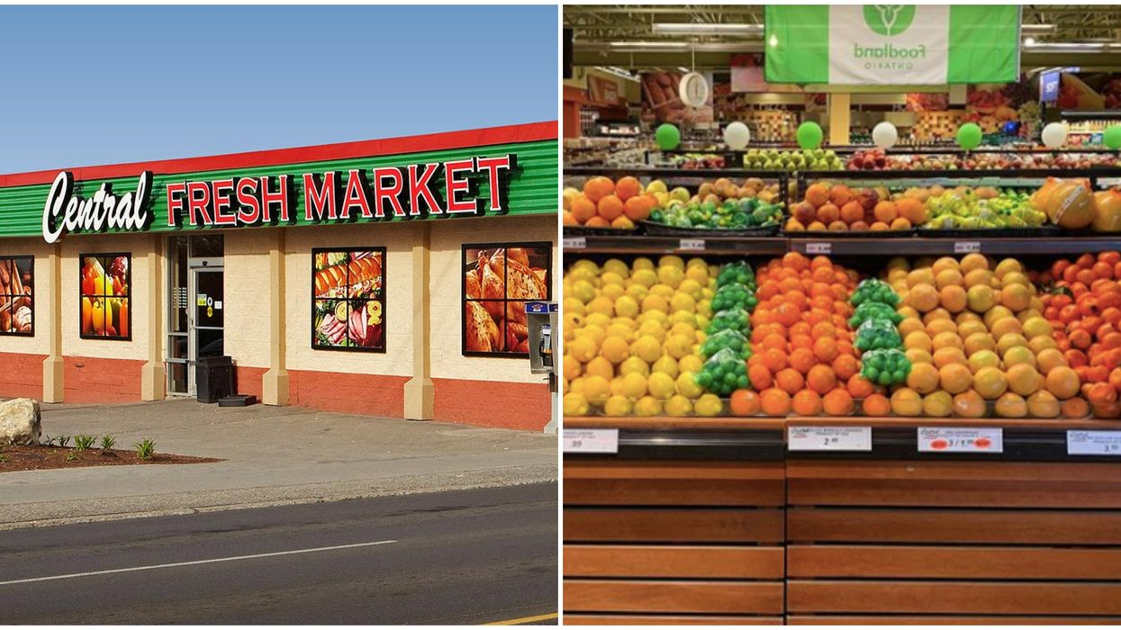 Central Fresh Market In Kitchener Gave A Shoplifter Free Groceries