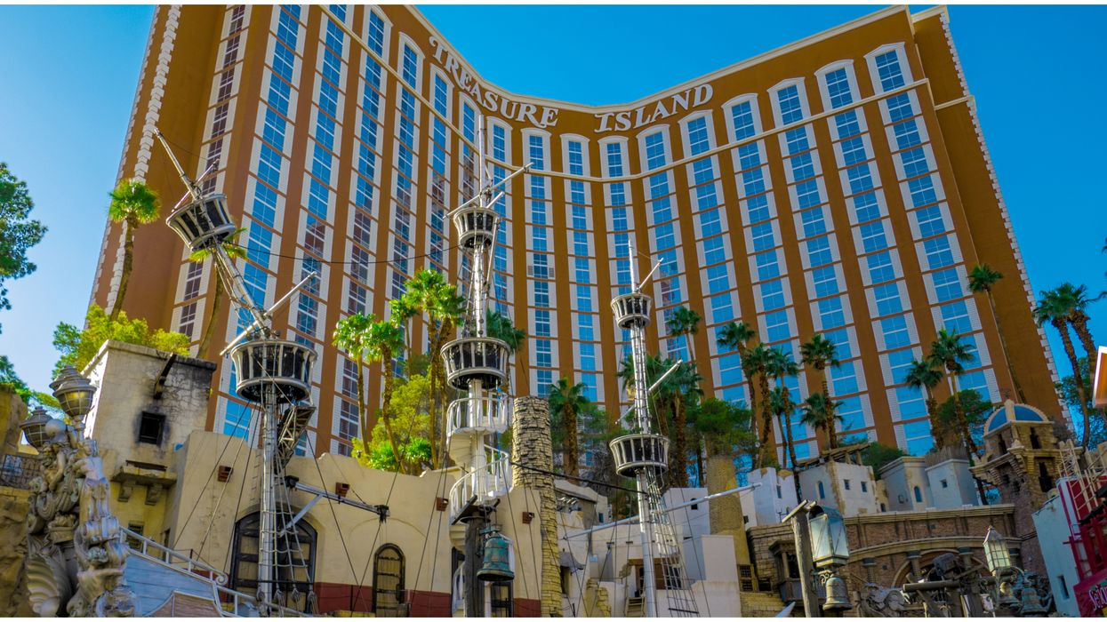 Treasure Island In Las Vegas Is Accepting Reservations For May 15 Despite Strip Closures