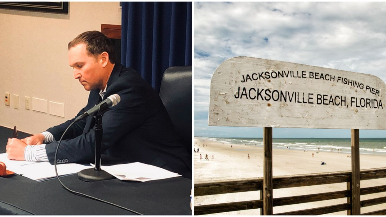 Jacksonville Mayor Announces $1000 In Relief For Residents After Reopening Beaches