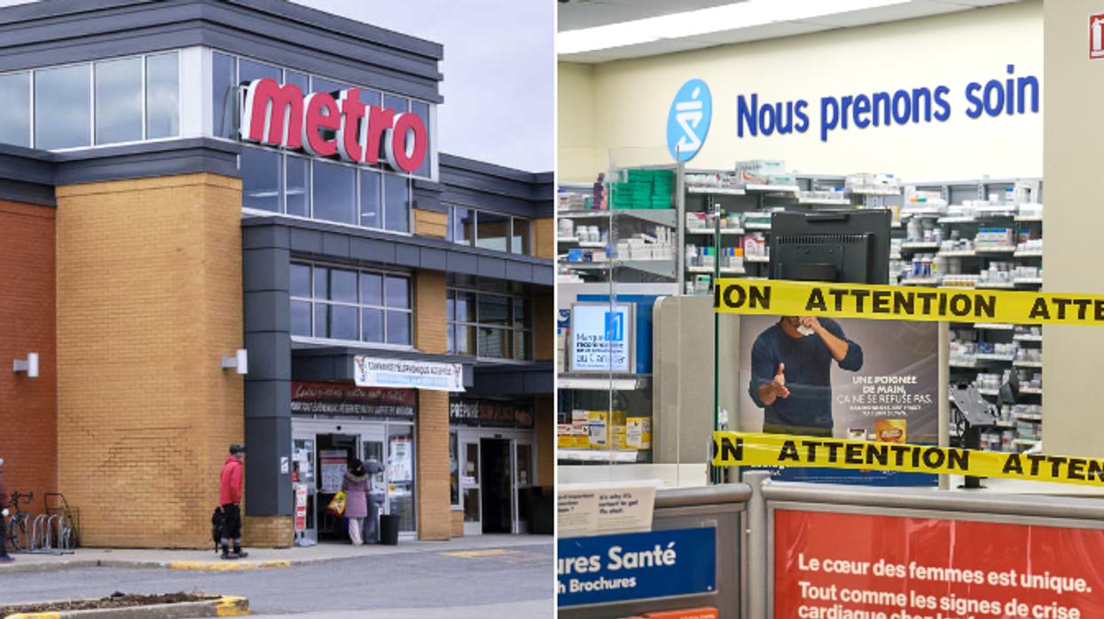 Des travailleurs essentiels en épicerie et en pharmacie nous racontent leur expérience