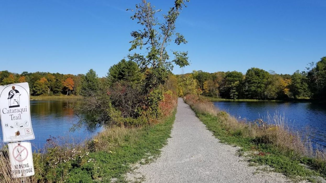 Kingston Walking Trails Are Reopening This Saturday Thanks To City's Low Case Count