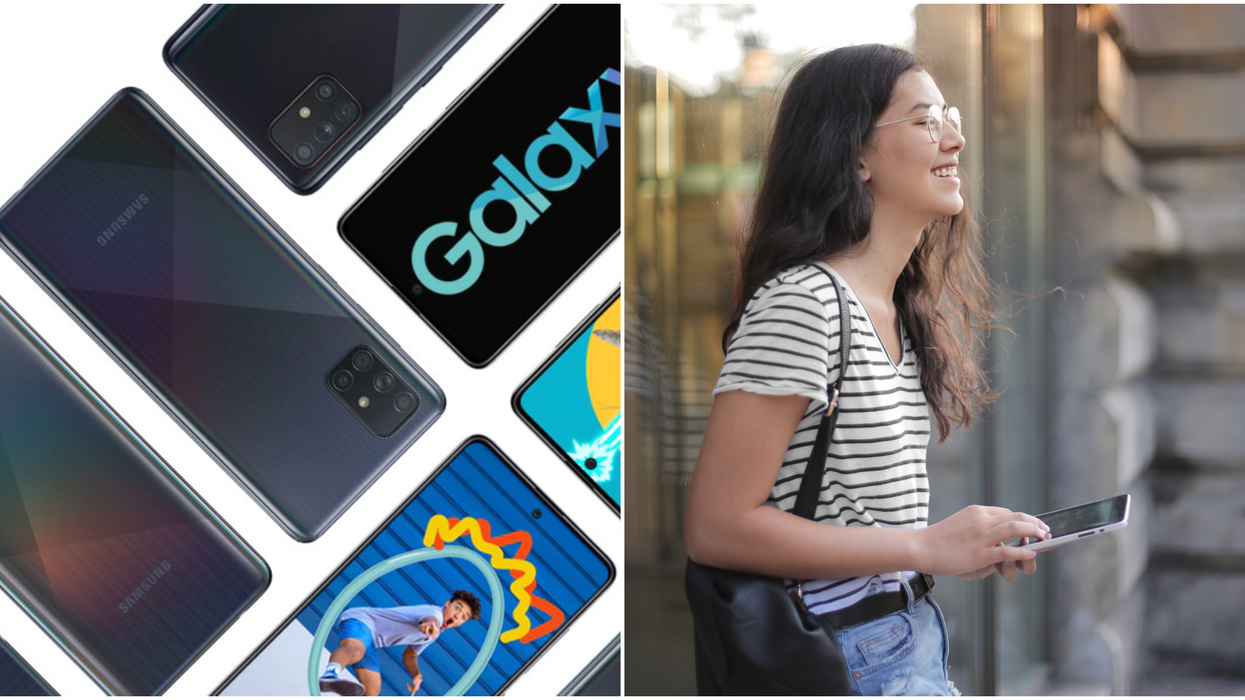 Samsung Just Launched 2 Brand-New Galaxy Smartphones