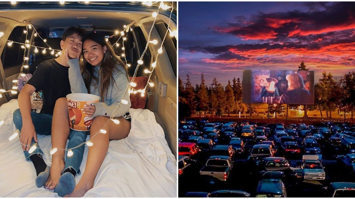 Arizona's Drive-In Theatres Are Perfect For A Movie Night Under The Stars