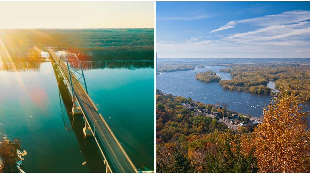 Great River Road National Scenic Byway In Mississippi Is A Dreamy 3,000 Mile Road Trip