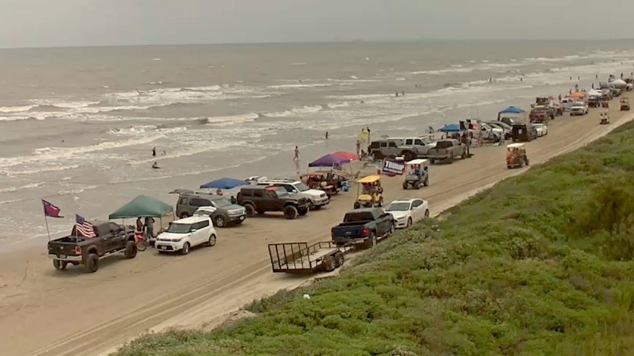 Extreme Waits At Houston Beaches Over The Weekend Were A Shock To Many