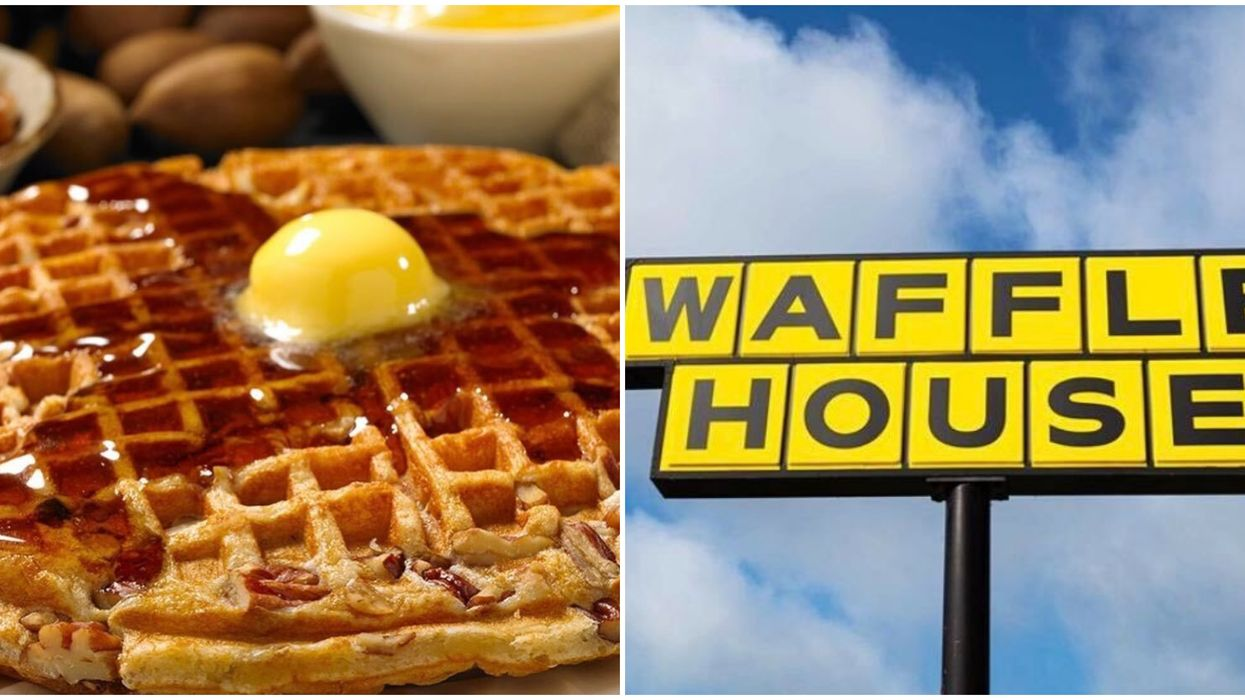 Waffle Houses Are Reopening In Georgia Today With A Few Changes