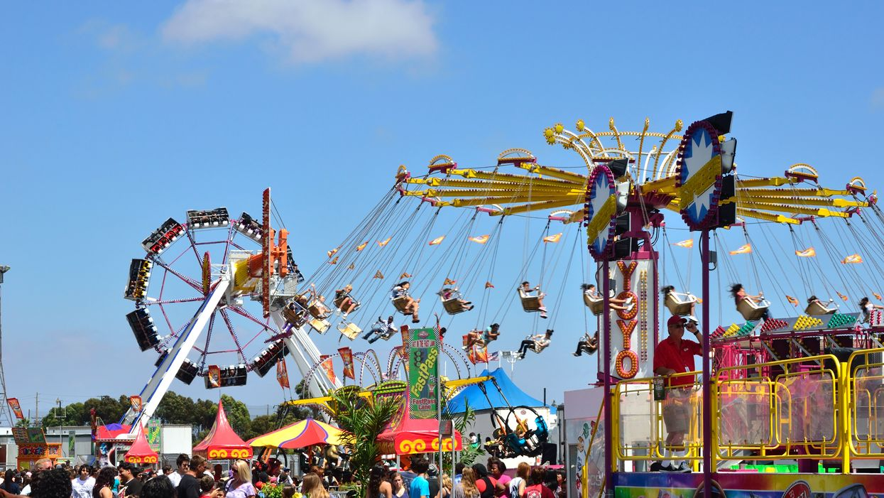 Orange County Fair Is Canceled For The First Time Since World War II