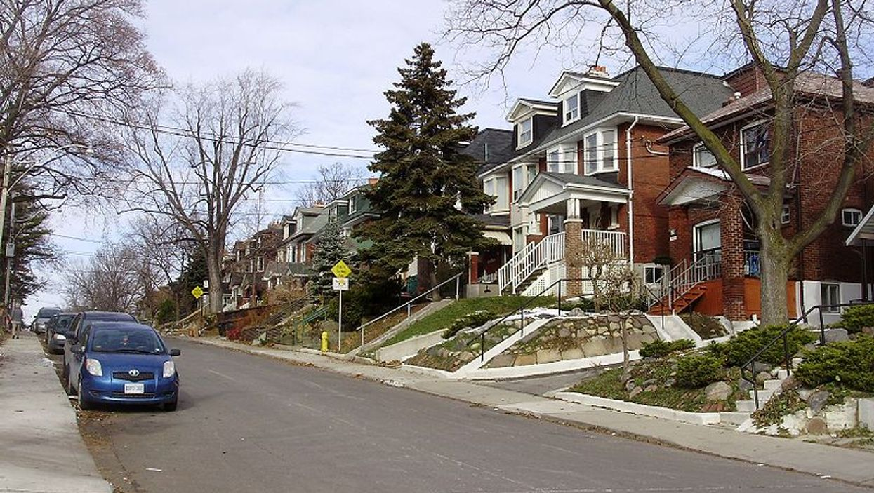 Scammers In Toronto Are Sending People Fake Fines For Leaving The House Too Often