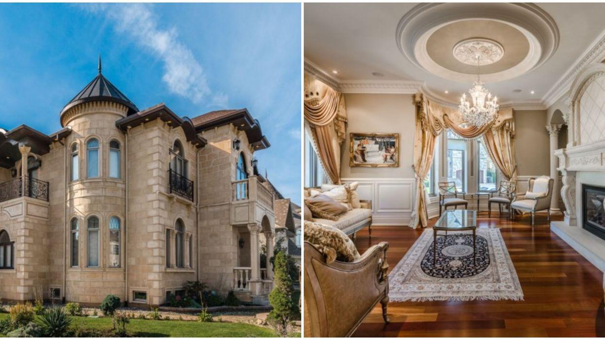Cette maison à vendre à Montréal de 2,6 M $ est digne d'un château de princesse